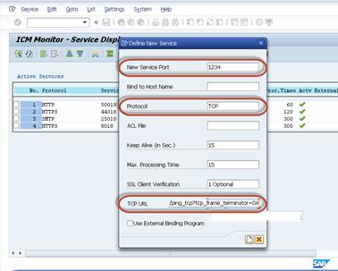 Implementing a TCP Socket Client - SAP Help Portal
