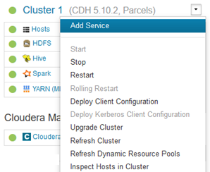Install SAP HANA Spark Controller Using Cloudera Manager - SAP Help