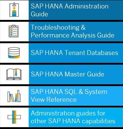 Administration Information Map - SAP Help Portal