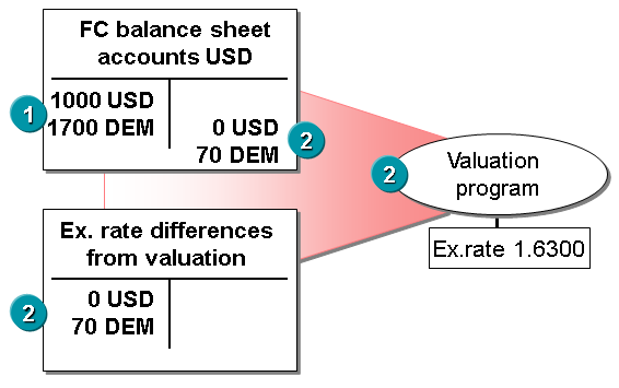 Foreign Currency Balance Sheet Accounts