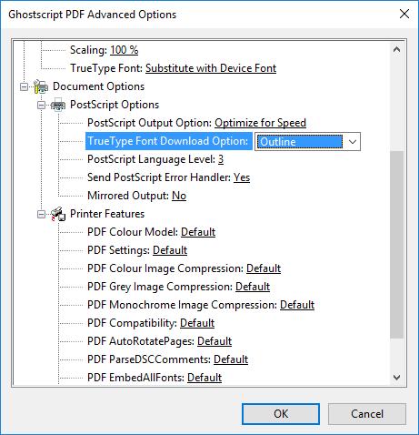 Installing Ghostscript - SAP Help Portal