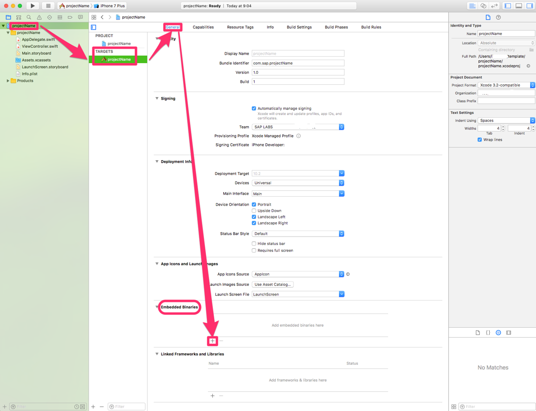 Embedding odata classes in your xcode project sap help portal ccuart Image collections